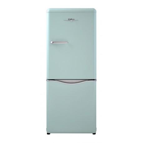 Daewoo Refrigerador Retro 5Pies cúbicos Menta - Envío Gratuito
