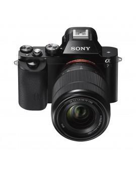 Sony Cámara digital ILCE-7K Negra - Envío Gratuito
