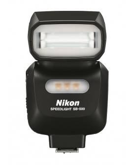 Nikon Flash para cámara SB-500 Negro - Envío Gratuito