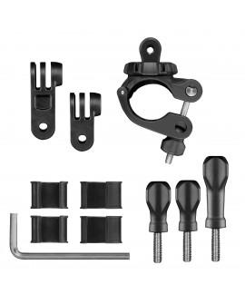 Garmin Soporte para tubos grandes (VIRB X / XE) Negro - Envío Gratuito
