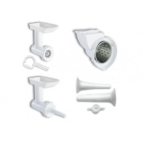 Kitchen Aid Kit de 3 accesorios para batidora Blanco - Envío Gratuito