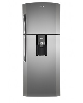 "Mabe Refrigerador de 19"" con Congelador Superior Grafito"