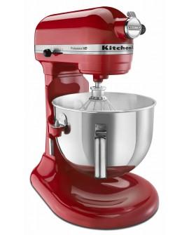 KitchenAid Batidora Heavy Duty Rojo