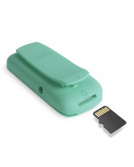 Energy Sistem MP3 Clip de 8GB Menta - Envío Gratuito