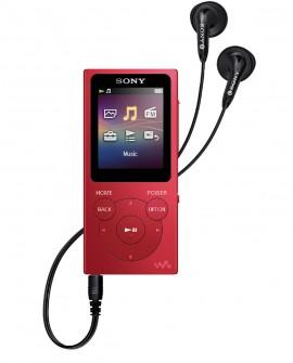 Sony Walkman NW-E393 Rojo - Envío Gratuito