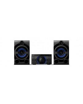 Sony Sistema de audio de alta potencia con DVD MHC-M40D Negro - Envío Gratuito