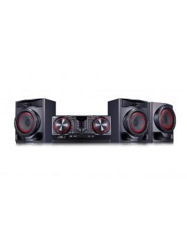 LG Minicomponente X Boom CJ45 Negro - Envío Gratuito