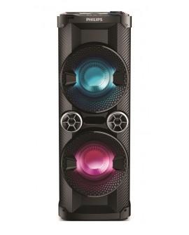 Philips Minicomponente HiFi NTX400L Negro - Envío Gratuito