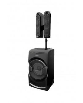 Sony Minicomponente de alta potencia con Bluetooth MHC-GT4D Negro - Envío Gratuito