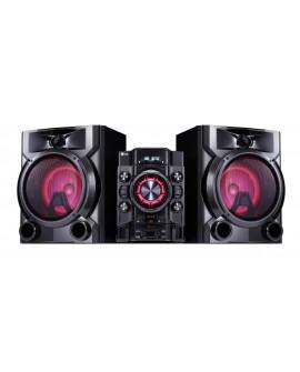 LG Minicomponente Mighty Sound & Smart UX CM5660 Negro - Envío Gratuito