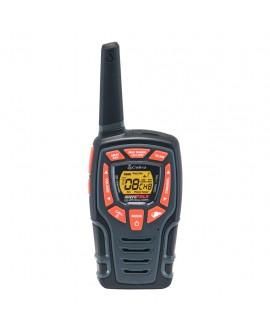 Cobra Radio de dos vías ACXT545 Contra agua 45Km Negro - Envío Gratuito