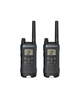 Motorola Radio de dos vías T460MC Negro - Envío Gratuito