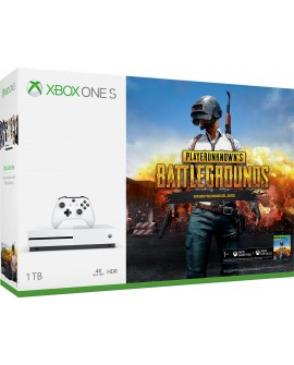 Microsoft XONE S Consola 1TB Players Uknown's: Battleground Blanca - Envío Gratuito