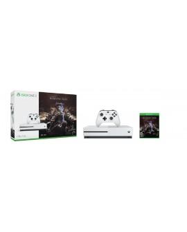 Microsoft XONE S Consola 1TB Shadow Of War Blanca - Envío Gratuito