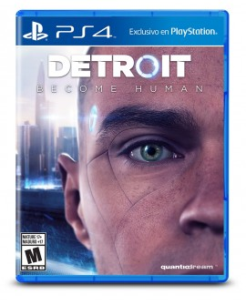 Ps4 Detroit Become Human Aventura/Drama - Envío Gratuito