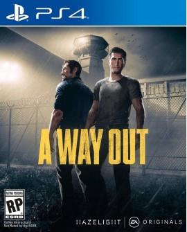 PS4 A way out Acción - Envío Gratuito