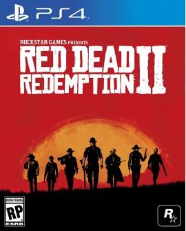 Ps4 Red Dead Redemption 2 Disparos Accion - Envío Gratuito