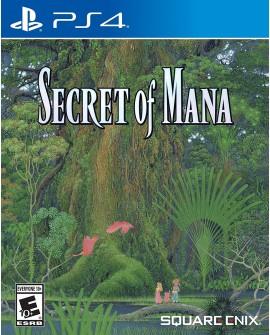 PS4 The Secret of Mana Aventura - Envío Gratuito
