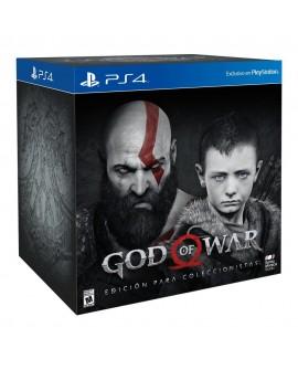 PS4 God of War Collector Edition - Envío Gratuito