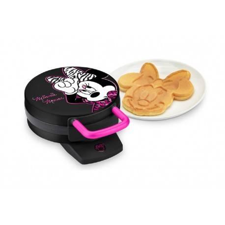 Disney Waflera Minnie Negra - Envío Gratuito