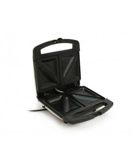 Black & Decker Sandwichera Acero Inoxidable