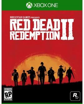 Xbox One Red Dead Redemption 2 Disparos Accion - Envío Gratuito