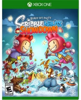 Xbox One Scribblenauts Showdowns Aventura - Envío Gratuito
