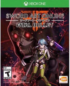 Xbox One Sword Art Online: Fatal Bullet Acción - Envío Gratuito