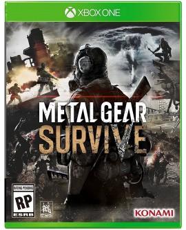 Xbox One Metal Gear Survive Disparos - Envío Gratuito