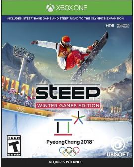 Steep: Winter Games Edition Xbox One - Envío Gratuito