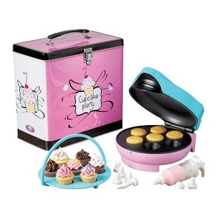 Nostalgia Kit cupcake Rosa/ Azul - Envío Gratuito