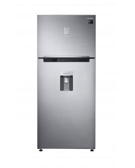 Samsung Refrigerador Top Mount de 19 Pies cúbicos Acero inoxidable