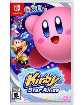 Nintendo Switch Kirby Star Allies Aventura - Envío Gratuito