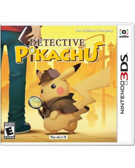 Nintendo 3DS Detective Pikachu Acción y aventura - Envío Gratuito