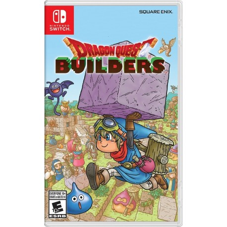 Switch Dragon Quest Aventura - Envío Gratuito
