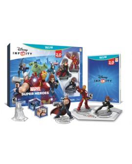 Disney Infinity: Avengers Starter Pack (2.0 Edition) Nintendo Wii U - Envío Gratuito
