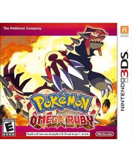 Pokémon Omega Ruby Nintendo 3DS - Envío Gratuito