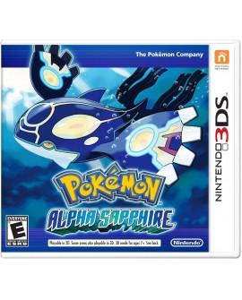 Pokémon Alpha Sapphire Nintendo 3DS - Envío Gratuito