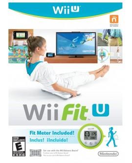 Wii U Fit SW + Fit meter Nintendo Wii U - Envío Gratuito