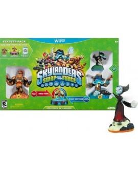 Skylanders Swap Force Starter Pack Wii U - Envío Gratuito