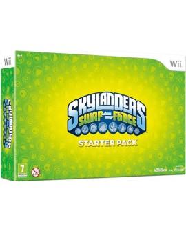 Skylanders Swap Force Starter Pack Wii - Envío Gratuito