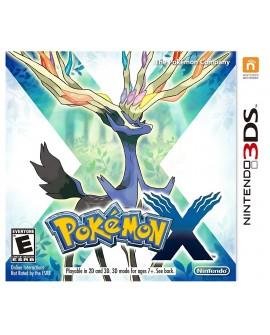 Pokémon X Nintendo 3DS - Envío Gratuito