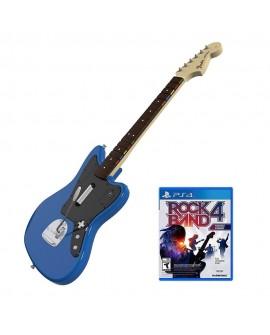 PDP Kit Guitar / Rock & Band Rivals para Play Station 4 - Envío Gratuito