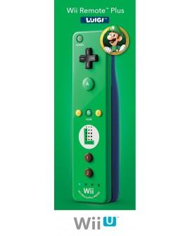 Nintendo Control remoto Plus Luigi para Wii U Verde - Envío Gratuito
