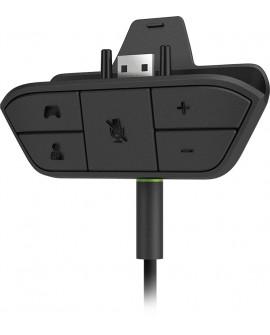 Microsoft Xbox One Adaptador para Audífonos Estéreo Negro - Envío Gratuito