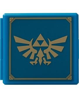 Power A Card case Zelda Game para Nintendo Switch Azul Dorado - Envío Gratuito