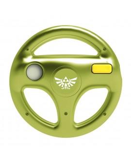 Hori Volante de carreras edición Zelda para Wii U Verde - Envío Gratuito