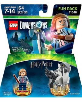 Lego Dimensions Hermione Fun Pack - Envío Gratuito