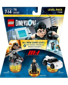 LEGO Dimensions Level Pack Mission Imposible - Envío Gratuito
