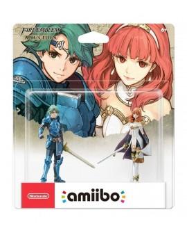 Nintendo Amiibo Alm & Celia Fire Emblem 2 PK - Envío Gratuito
